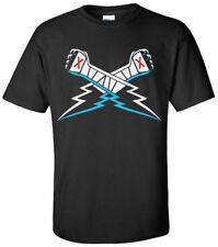 CM PUNK Lightning Fists T-shirt - XS-XXXL - M/F
