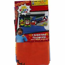"Ryan's World Toy Review Reversible Pillowcase 20"" x 30"""