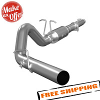 "MBRP S5206P 4"" P Series Cat Back Exhaust System for 99-04 Ford F-250/F-350 V-10"