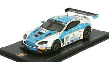 1/43 Spark SB094 Aston Martin Vantage Gt3 24hrs Spa 2014 #44
