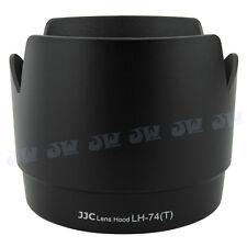 JJC PETAL CROWN FLOWER Lens SHADE Hood for CANON EF 70-200MM 4L IS USM ET-74