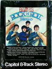 THE BEATLES Rock N Roll Music NEW SEALED 8 TRACK CARTRIDGE TAPE