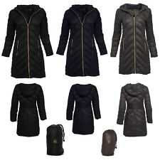 Michael Kors Jacket Coat Mk Puffer Packable Down Quilted Womens Long Winter Wear