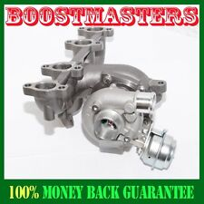 FOR VW/AUDI 1.9T TDI K04 GT1749V TURBO CHARGER+CAST IRON MANIFOLD+WASTEGATE