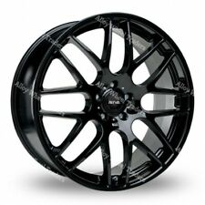 "Alloy Wheels 18"" Riva DTM For Volkswagen Transporter T5 T6 T28 T30 T32 B"