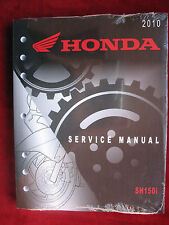 2010 SH150i SH 150 i Honda Original Service Shop Repair Manual Brand NEW - T10