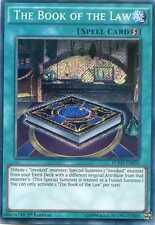 YuGiOh CARD THE BOOK OF LAW FUEN-EN036 SECRET RARE