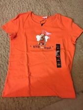 NWT Kids Halloween Dog Fairy Wings Trick or Treat t-shirt size Large 10/12