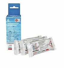 Genuine Bosch Descaler Tablets PACK OF 6, For Tassimo Coffee Machine 310967