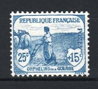 "FRANCE STAMP TIMBRE N° 151 "" ORPHELINS 25c+15c FEMME LABOUR "" NEUF xx LUXE T211"