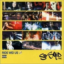 So Solid Crew Ride with us-CD1 (2002)  [Maxi-CD]