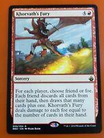 1x Khorvath's Fury   Battlebond   MTG Magic Cards