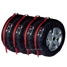 1PC 16-20'' Car Tire Wheel Spare Tyre Protector Winter Cover Storage Bag Carry