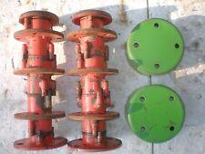 Agria 3400 5400 5500 Ausgleichsnaben Spurverbreiterung Drillingsbereifung