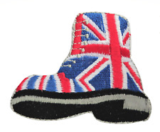 Dr Martens DM Union Jack Flag Embroidered Patch