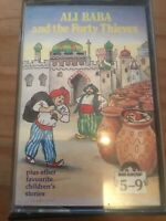 ALI BABA AND THE FORTY THIEVES CASSETTE TAPE - VFM 1985