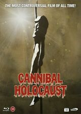 Cannibal Holocaust LIMITED EDITION UNCUT Blu-ray NEW&SEALED With Slipcover