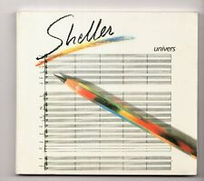 (IY212) William Sheller, Univers - 1999 CD