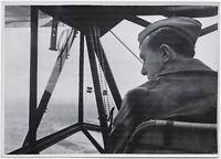 Im Fieseler-Storch, Orig-Pressephoto, von 1940