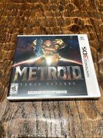 New/Sealed Metroid: Samus Returns Nintendo 3DS