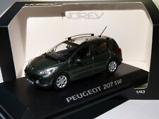 Peugeot 207 SW Break - 2007 1/43° NOREV