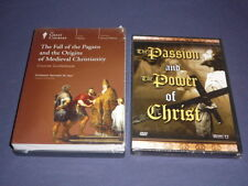 Teaching Co Great Courses  DVDs        THE FALL OF THE PAGANS      new + BONUS