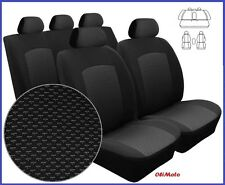 Tailored Full Set Seat Covers For HONDA CIVIC Mk8 / VIII (saloon) 2006 - 2011