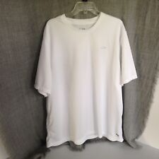 Champion Mens 2XL Short Sleeve White Pullover Crew Neck