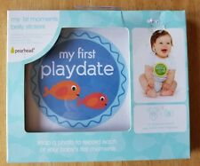 Baby's First Moments Belly Stickers, 15 Stickers, Pearhead brand, New/Unused Nip