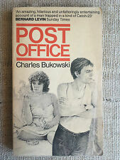Post Office - Charles Bukowski - A Moat Hall Book made in Great Britain 1980
