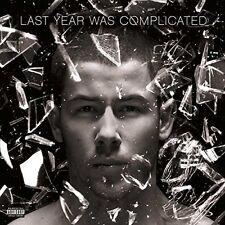 Nick Jonas: el año pasado fue complicado (LP Vinilo) Sellado