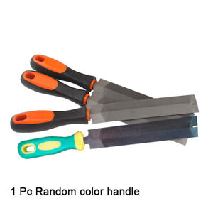 1Pc Saw File Hand Saw For Sharpening and Straightening Wood Rasp File Hand Tools