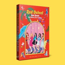 RED VELVET First Concert RED ROOM Photobook+Pet Bookmark+Free Gift