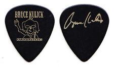 Grand Funk Railroad Bruce Kulick Signature Black Guitar Pick - 2005 Tour KISS