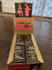 (1) One Pack WCW Cards World Championship Wrestling Premium 1991 Woooooooo!!!!!!