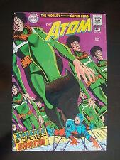 Atom #38 G Sinister Stopover Earth