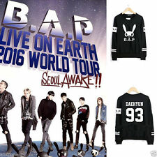 KPOP BAP B.A.P Sweat-shirt Unisexe Sweatershirt Pull CHANDAIL