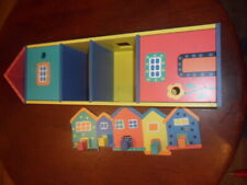 Kids room wooden drawers & coat Hook set