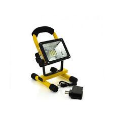 30W LED Arbeitsleuchte Baustrahler Akku Fluter Handlampe Strahler Floodlight MS4