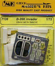CMK 1/72 b-26k Invader Interior Set for Italeri # 7136