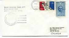 1986 North Jersey Westwind Akabama Polar Antarctic Cover