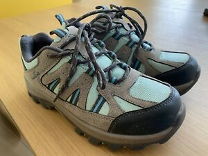 Freedom trail Walking Shoes Boots Girls Size 3 VGC