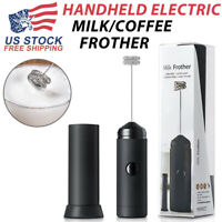 ElectricMilk Frother Drink Foamer Whisk Mixer Stirrer Coffee/Egg Beater~Kitchens