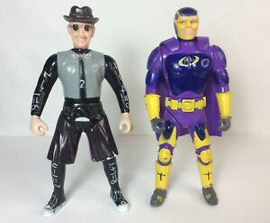 Tommy Nelson Bible Man BibleMan Lot of Figures
