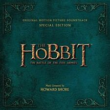 Howard Shore - The Hobbit The Battle of the Five Armies [CD]