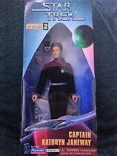 "Star Trek Voyager 9"" CAPTAIN KATHRYN JANEWAY Action Figure"