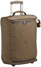 Kipling Teagan XS Cabin Sized 2 Wheeled Trolley Suitcase, 50 cm, Soft Khaki C