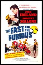 THE FAST AND THE FURIOUS 1955 Action Movie Film PC Windows iPad INSTANT WATCH