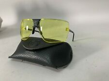 Gargoyles Yellow Wrap Vintage Terminator 1980's Sunglasses-Original 1st Gen.