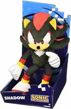 SONIC Modern, Shadow Plush Toy, Black/Yellow/Red